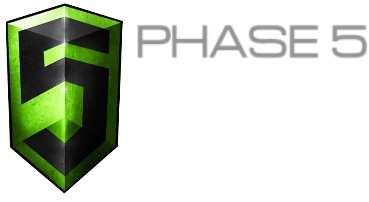 Phase 5 Weapon Systems