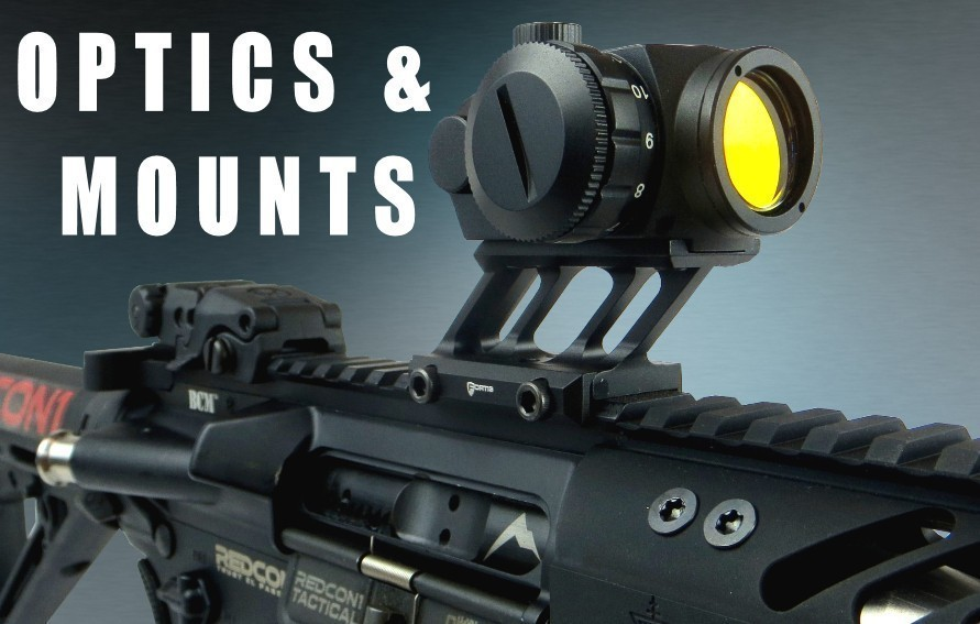 Optics & Mounts