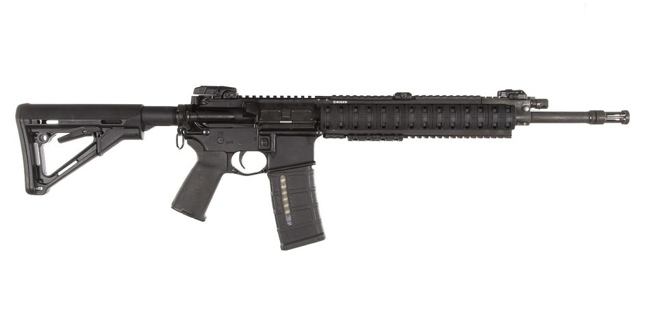 Magpul CTR Carbine Mil-Spec Stock BlacK MAG310-BLK - Redcon1 Tactical