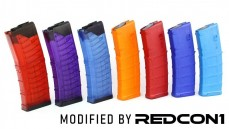 Modified Colored Magazines