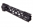 "Fortis SWITCH AR15 MOD 2 Rail System - 9.6"" MLOK - Black"