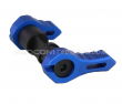 Leapers UTG AR15 Ambidextrous 45/90 Safety Selector - Blue