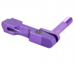 R1 Tactical AR Ambi Magazine Release Anodized - Light Purple