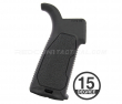 Strike Industries AR Overmolded Enhanced Pistol Grip 15 - Black