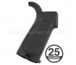 Strike Industries AR Overmolded Enhanced Pistol Grip 25 - Black