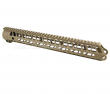 "Timber Creek 15"" Enforcer M-LOK Hand Guard - FDE"