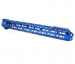"Timber Creek 15"" Ultralight Enforcer M-LOK Hand Guard - Blue"