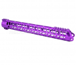 "Timber Creek 15"" Ultralight Enforcer M-LOK Hand Guard - Purple"