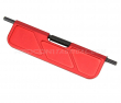 Timber Creek AR-15 Billet Aluminum Dust Cover - Red