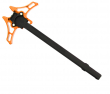 Timber Creek AR-15 Enforcer Ambidextrous Charging Handle - Orange