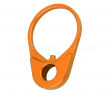 Timber Creek QD End Plate - Orange