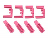Hexmag HEXID Color Identification System Pink 4 pack