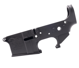 Anderson Manufacturing AM-15 Stripped Lower Receiver - Black