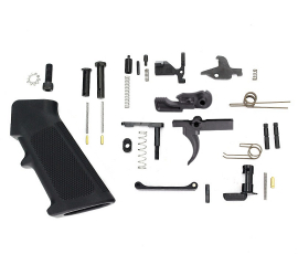 Anderson Manufacturing Gen 2 Lower Parts Kit AR-15 with Black Trigger and Hammer