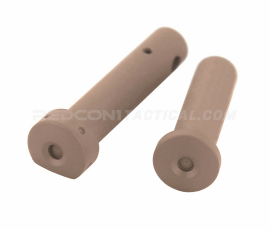 Armaspec AR-15 Superlight Takedown/Pivot Pins Package - FDE