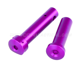 Armaspec AR-15 Superlight Takedown/Pivot Pins Package - Purple