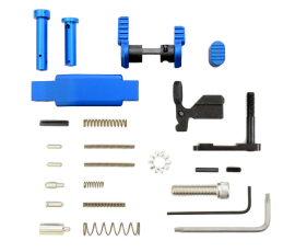 Armaspec Superlight Lower Parts Kit .223/5.56 - Blue