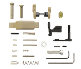 Armaspec Superlight Lower Parts Kit .223/5.56 - FDE