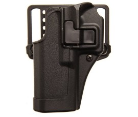 BlackHawk CQC Serpa Size 00 for Glock 17/22/31 Black