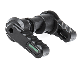 Battle Arms Development Nite Ambidextrous Safety Selector 60/90 Degree Tritium  (BAD-ASS-NITE) - Black