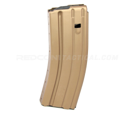 C Products Defense DURAMAG Speed AR-15 .223/5.56/300BLK 30 round Aluminum Magazine Anodized - Bronze