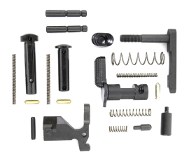 CMMG Gunbuilder's Lower Parts Kit - AR-15