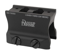 Daniel Defense Aimpoint Micro Mount Absolute Co-Witness