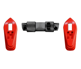 HIPERFIRE HIPERSWITCH 60 Degree Ambi Safety/Selector (HPS) - Red