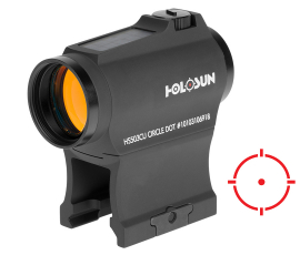 Holosun Micro Circle Dot Sight 2 MOA - HS503CU
