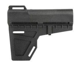 KAK Shockwave Blade Pistol Stabilizer Black