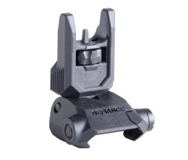 Kriss Defiance Low Profile Polymer Flip Sight - Front