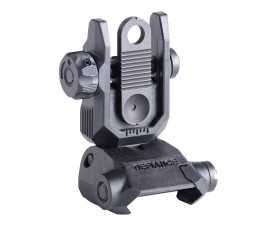 Kriss Defiance Low Profile Polymer Flip Sight - Rear