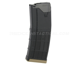 Lancer L5AWM 30-round Magazine 300 BLK - Opaque Black