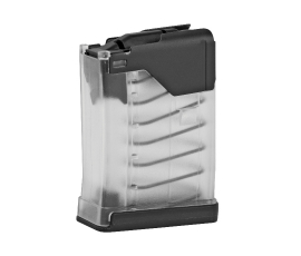 Lancer L5AWM 10-round Magazine 5.56 - Translucent Clear