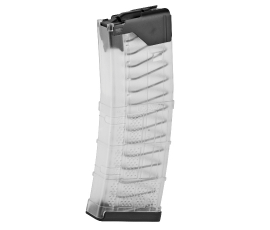Lancer L5AWM 30-round Magazine 5.56 - Translucent Clear
