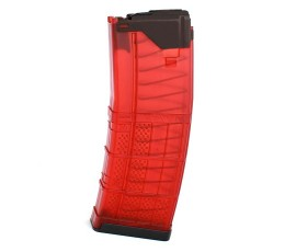 R1 Tactical Modified Lancer L5AWM 30 round 5.56 - Red Translucent