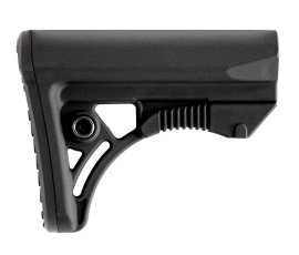 Leapers UTG PRO AR15 Ops Ready S3 Mil-Spec Stock - Black