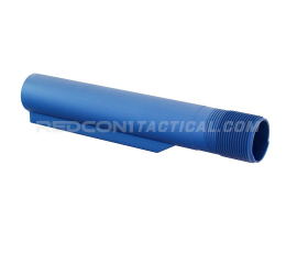 Leapers UTG Pro Mil-Spec 6 Position Buffer Tube - Blue