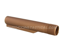 Leapers UTG Pro Mil-Spec 6 Position Buffer Tube - Bronze