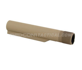 Leapers UTG Pro Mil-Spec 6 Position Buffer Tube - FDE