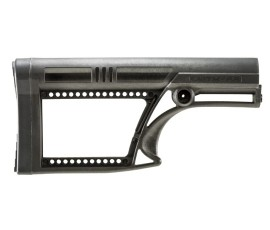 Luth-AR MBA-2 Rifle Buttstock Black