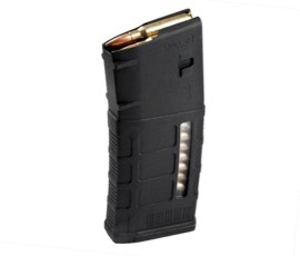 Magpul PMAG 25rd LR/SR GEN M3 Window 7.62mm