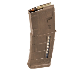 Magpul PMAG 30 AR/M4 Gen M3 30-round 5.56 Window Magazine - Coyote Tan