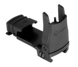 Mission First Tactical BUPSWF Polymer Flip Up Front Sight Black