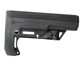 Mission First Tactical Battlelink Extreme Duty Minimalist Stock Mil-Spec - Black