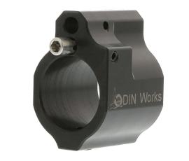 "ODIN Works .750"" Adjustable Low Profile Gas Block"