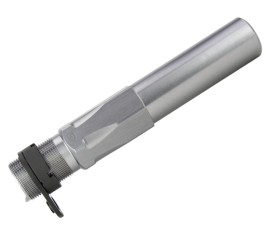 Phase 5 Hex-2 Pistol Buffer Tube - Grey