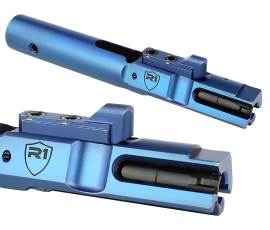 R1 Tactical AR 9mm Bolt Carrier Group - PVD Blue