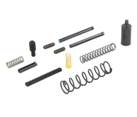 R1 Tactical Essential Pins and Springs Build Kit - Black