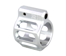 R1 Tactical LVG Low Profile Gas Block 416 Stainless .750 - Nickel